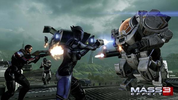 скриншот Mass Effect 3 DLC Bundle 3