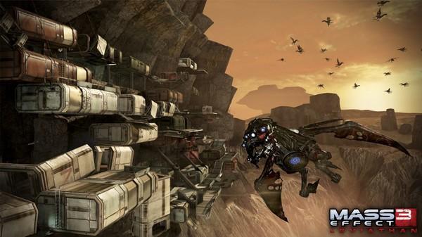 скриншот Mass Effect 3 DLC Bundle 2