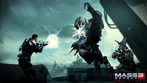 скриншот Mass Effect 3 DLC Bundle 0