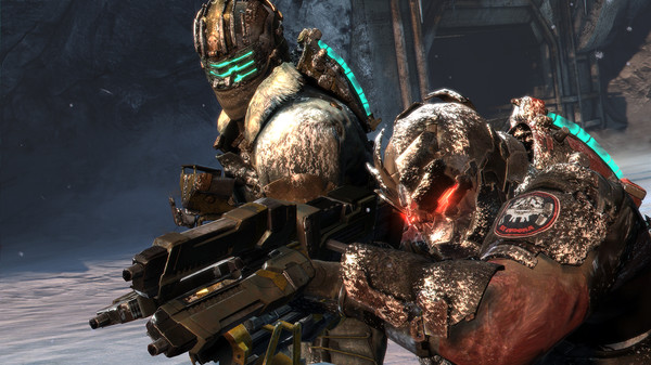 Dead Space 3 скриншот