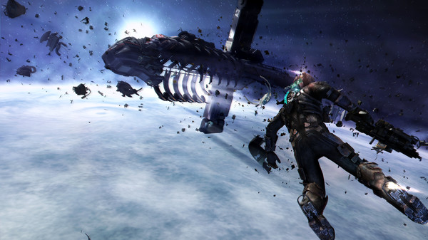 Скриншот №1 к Dead Space™ 3