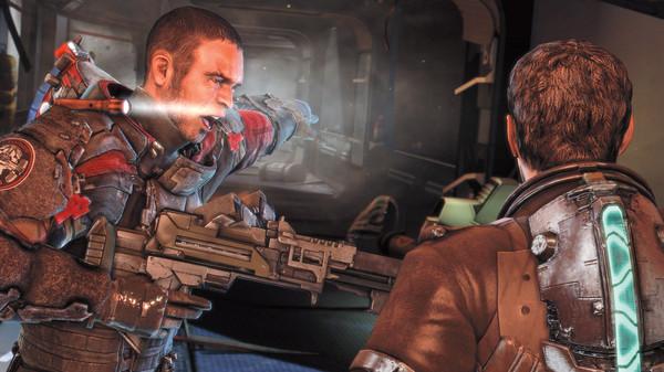 Скриншот №1 к Dead Space™ 3 Пробуждение