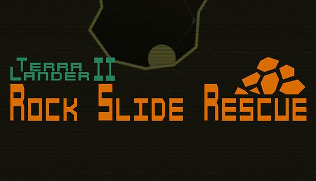 Terra Lander II - Rockslide Rescue on Steam