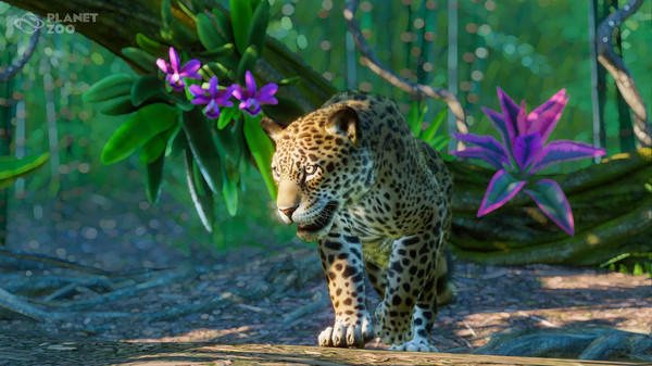 Скриншот №2 к Planet Zoo South America Pack