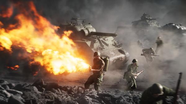 Скриншот №2 к Battlefield V