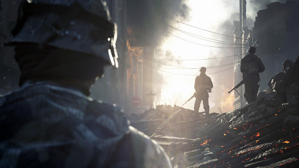 Скриншот №6 к Battlefield V