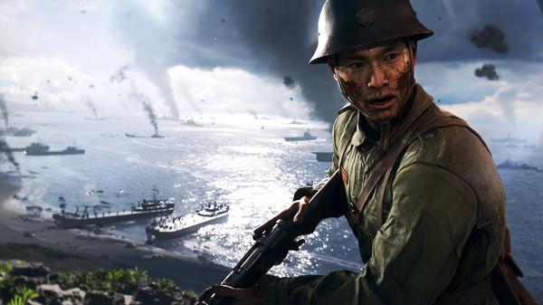 Скриншот №8 к Battlefield V