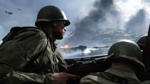 Скриншот №1 к Battlefield V