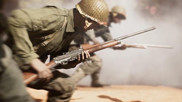 Скриншот №10 к Battlefield V