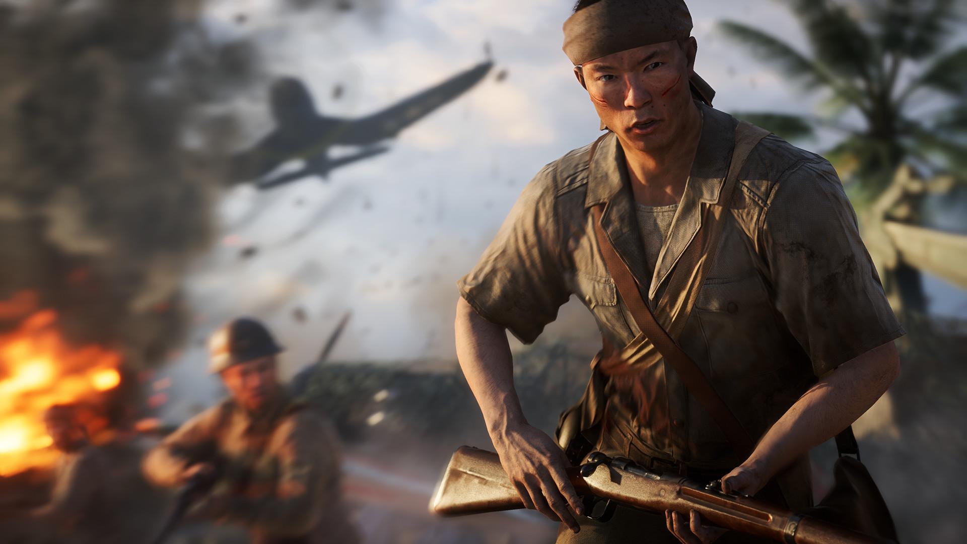 Battlefield V Resimleri
