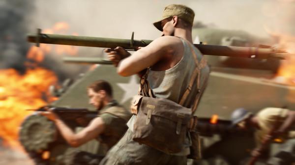Скриншот №3 к Battlefield V