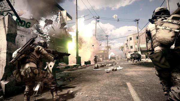 Скриншот №6 к Battlefield 3™