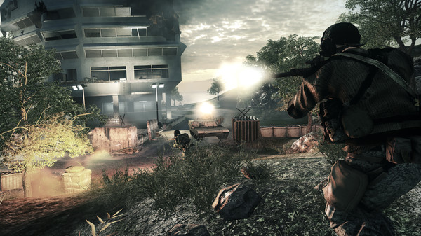 Скриншот №5 к Battlefield 3™ Абсолютно все