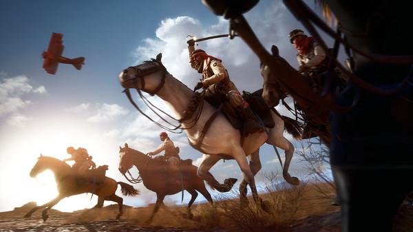 Скриншот №3 к Battlefield 1 ™