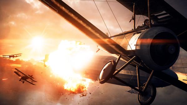 Скриншот №7 к Battlefield 1 ™