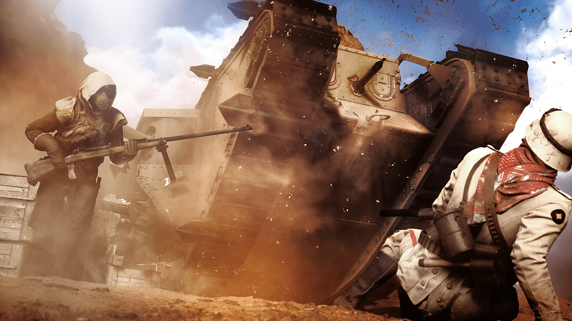 Find the best gaming PC for Battlefield 1 ™