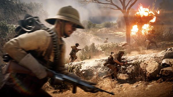 Скриншот №6 к Battlefield 1 ™