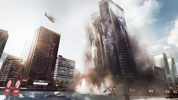 Battlefield 4 (BF 4) скриншот