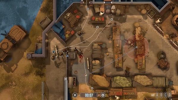 Скриншот №6 к Door Kickers 2 Task Force North