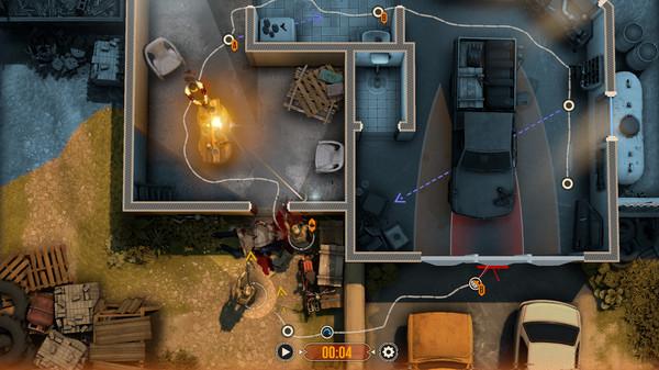 Скриншот №2 к Door Kickers 2 Task Force North