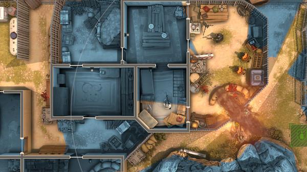 Скриншот №4 к Door Kickers 2 Task Force North