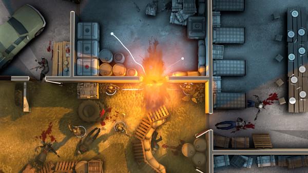 Скриншот №14 к Door Kickers 2 Task Force North