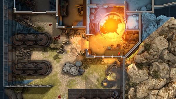 Скриншот №13 к Door Kickers 2 Task Force North