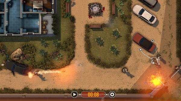 Скриншот №12 к Door Kickers 2 Task Force North