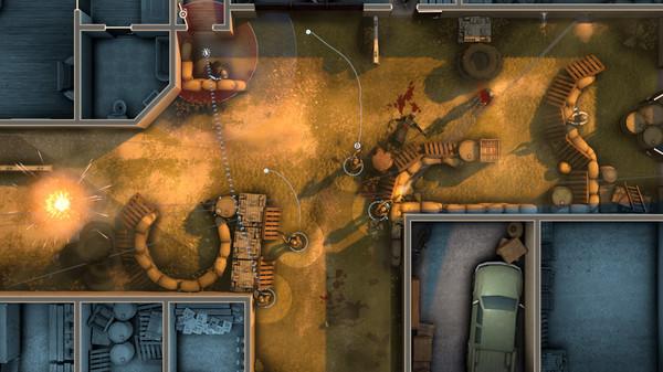 Скриншот №1 к Door Kickers 2 Task Force North