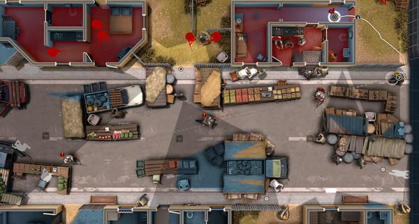 Скриншот №3 к Door Kickers 2 Task Force North