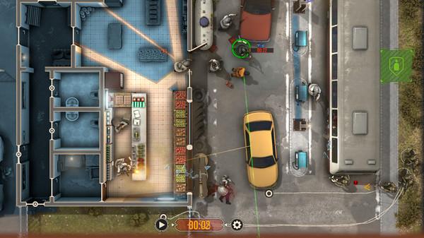 Скриншот №10 к Door Kickers 2 Task Force North