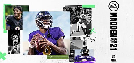 Madden NFL 21 Cover Image