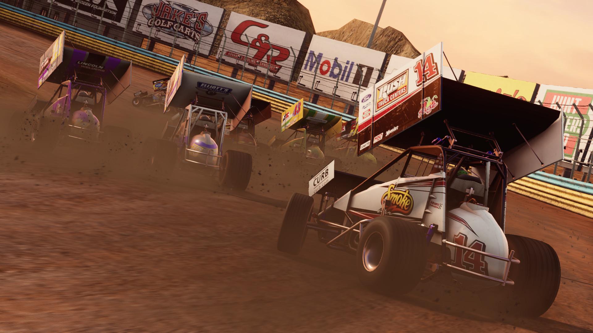 Tony Stewart S Sprint Car Racing On Steam