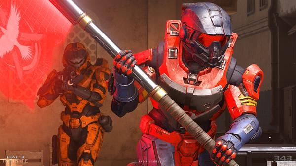 Скриншот №5 к Halo Infinite