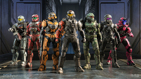Скриншот №4 к Halo Infinite