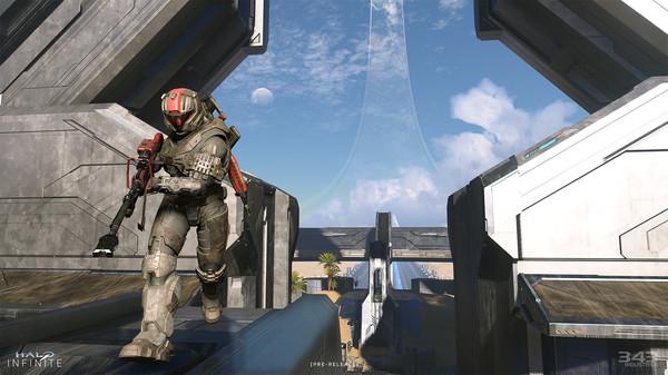 Скриншот №1 к Halo Infinite