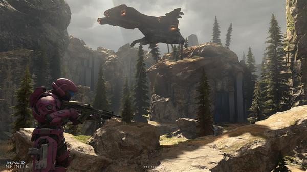 Скриншот №6 к Halo Infinite