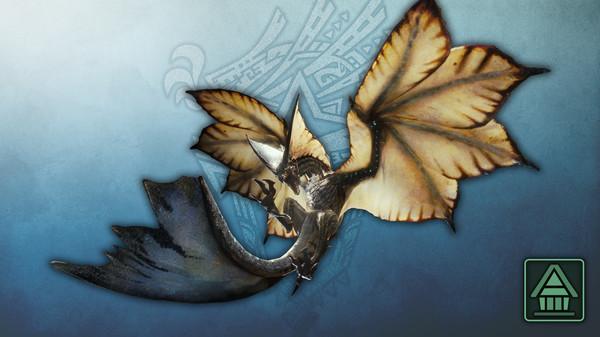 Скриншот №1 к Monster Hunter World Iceborne - Фигурка чудовища MHWI Легиана