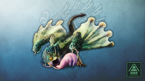 Скриншот №1 к Monster Hunter World Iceborne - Фигурка чудовища MHWI Поки-поки