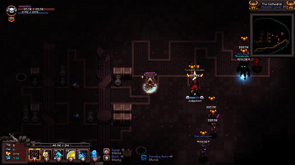 Скриншот №1 к Hero Siege - Arch Angel Skin