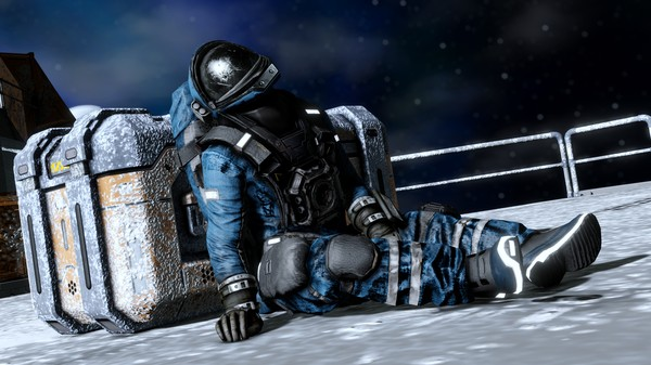 Скриншот №9 к Space Engineers - Frostbite