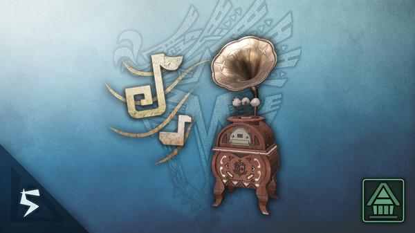 Скриншот №1 к Monster Hunter World Iceborne - Проигрыватель MHWI Набор доп. фоновой музыки ч. 5