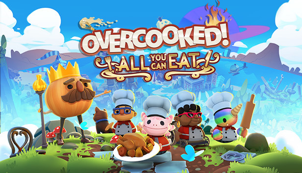 Overcooked! All You Can Eat on Steam