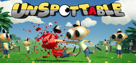 Unspottable Cover Image