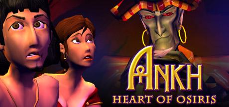 Ankh 2: Heart of Osiris  Cover Image