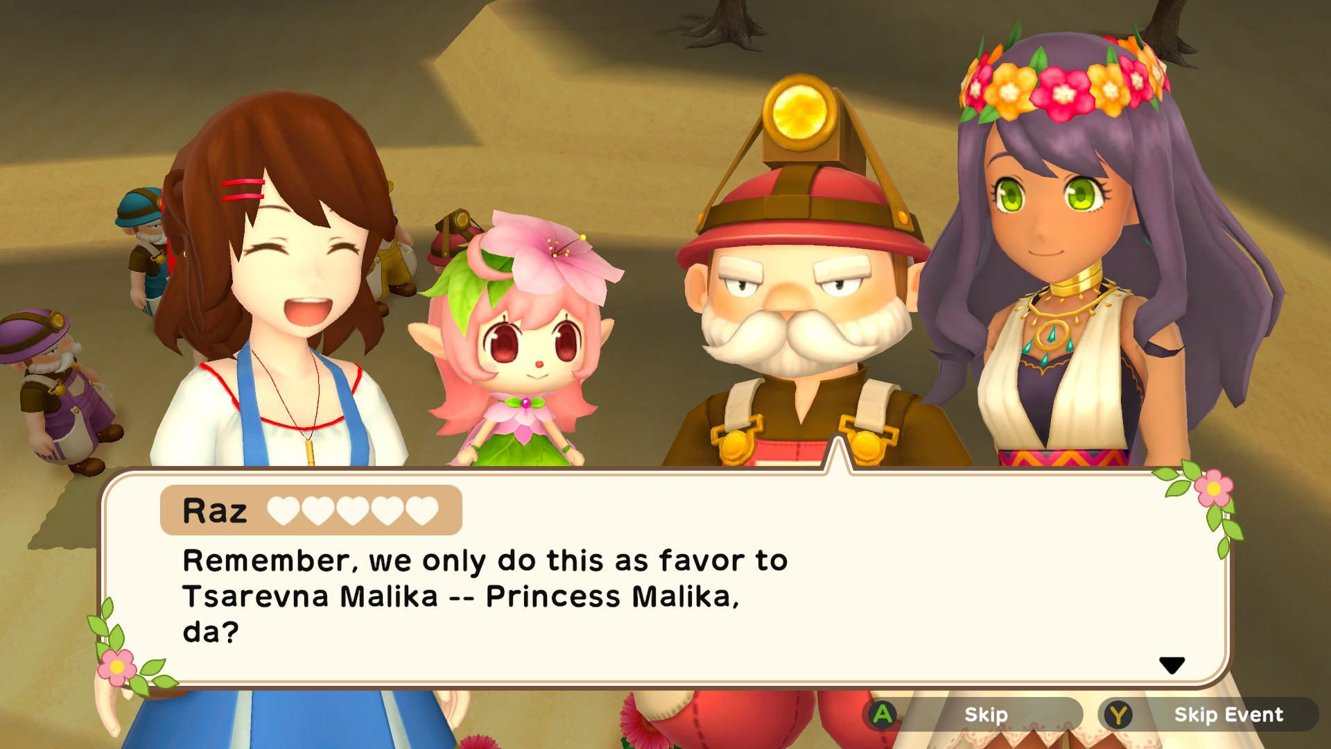 Harvest Moon: One World  Free Download
