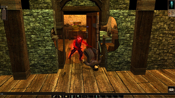 Скриншот №2 к Neverwinter Nights Enhanced Edition Dark Dreams of Furiae