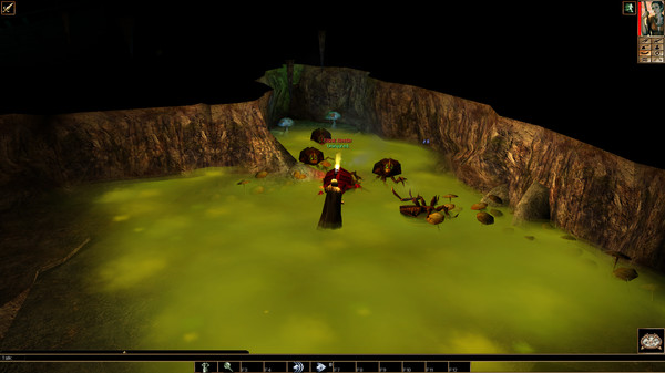 Скриншот №8 к Neverwinter Nights Enhanced Edition Dark Dreams of Furiae