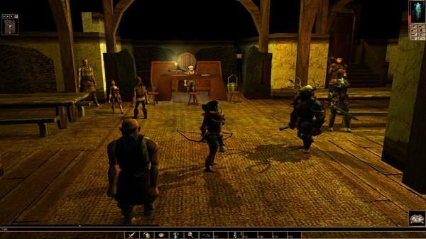 Скриншот №5 к Neverwinter Nights Enhanced Edition Dark Dreams of Furiae