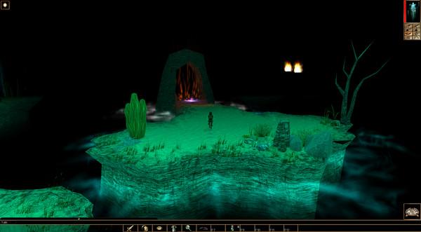 Скриншот №6 к Neverwinter Nights Enhanced Edition Dark Dreams of Furiae